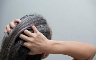 How to Market Your Salon's Gray Hair Blending Services